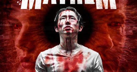 film layar lebar zombie mayhem film move on steven yeun dari the walking dead