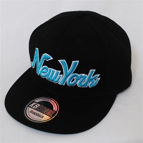 Ny Gb Cap Snapback new ethos new york ny script junior snapback baseball cap hat