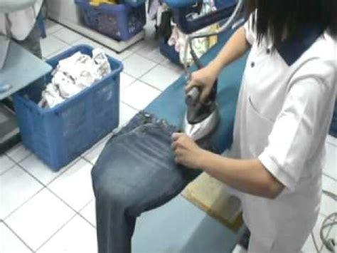 Setrika Uap Untuk Laundry Kiloan teknik setrika