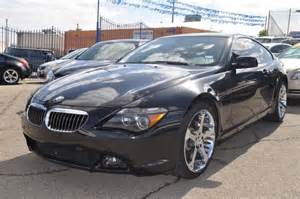 2005 bmw 6 series 645ci in el paso