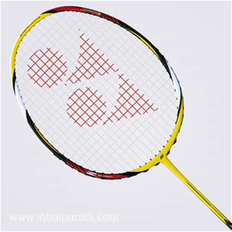 Raket Yonex Arcsaber Omega raket badminton ragam raket badminton yonex iqbal parabi