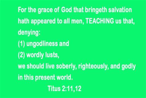 grace  tied  repentance   gods favor