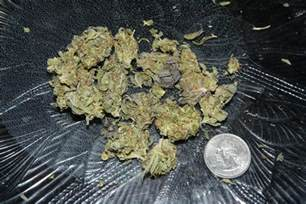 Ask old hippie what does an eighth ounce of weed look like