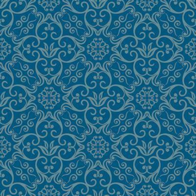 pattern islamic vector cdr papel de parede arabesco azul profundo