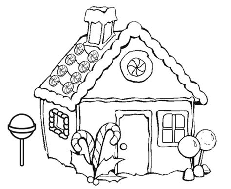 coloring page gingerbread house get this gingerbread house coloring pages free for kids