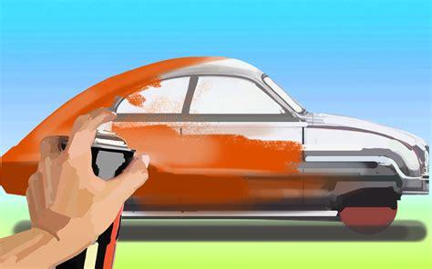 resume format model car paint