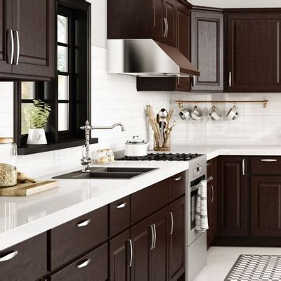 Kitchen Cabinet Collections Kitchen Cabinets Color Gallery At The Home Depot
