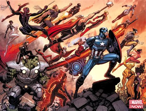 marvel comics the best and worst of marvel now in 2013 league of