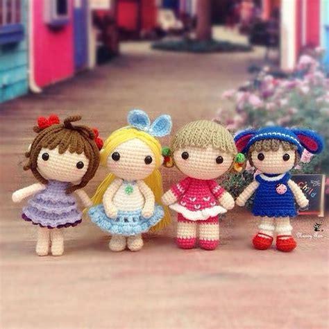 amigurumi boneca bonecas amigurumi como fazer