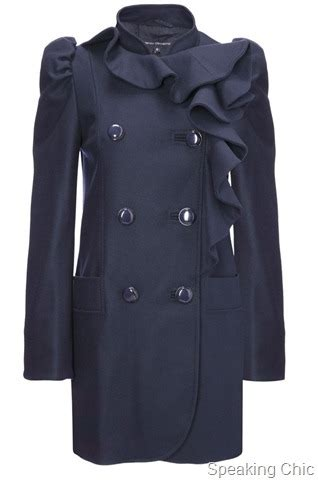 Speaking Of Coats by Chic Winter Picks More Trendy Coats Speaking Chic