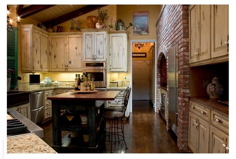 Country Rustic Kitchen Designs Country Kitchen Ideas Pictures Home Designs Project