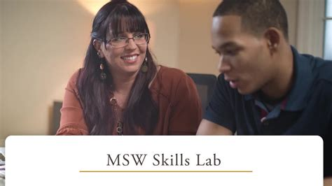 learning experience videos and multimedia walden msw skills lab