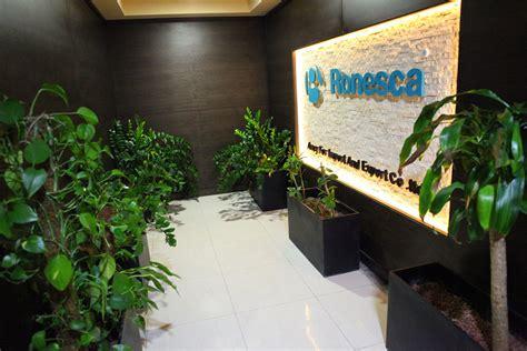 ronesca commercial offices 187 decor more hani alkhatieb est interior exterior landscape