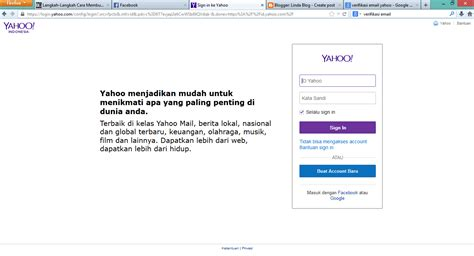 langkah langkah membuat email melalui yahoo co id linda blog langkah langkah membuat e mail