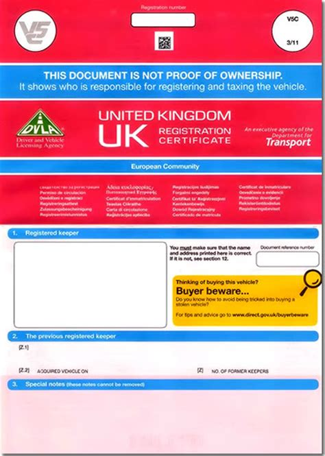 Theory Test ? Documents Section Questions and Answers