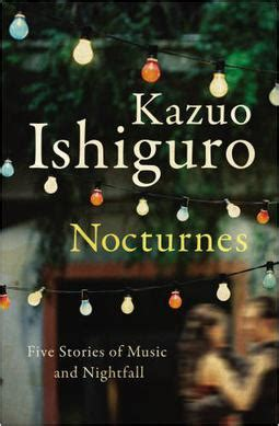 nocturnes five stories of nocturnes short story collection wikipedia