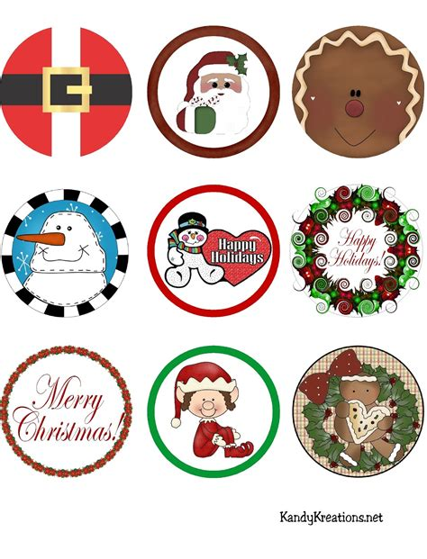 printable christmas decals christmas sticker printables everyday parties