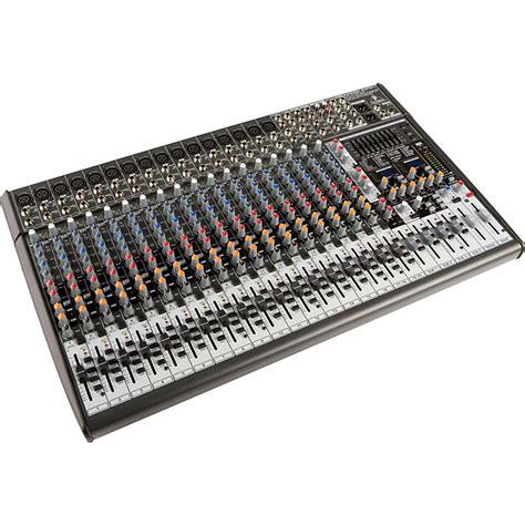Mixer Behringer Eurodesk Sx2442fx Pro behringer eurodesk sx2442fx mixer music123