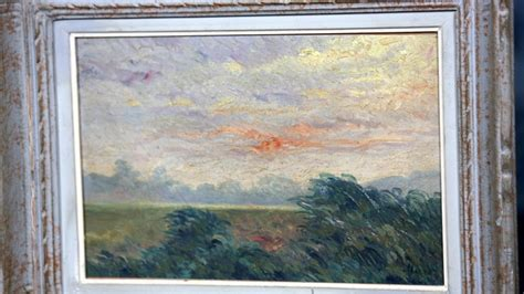 Painting M D F by Eug 232 Ne Murer Painting Ca 1880 Antiques Roadshow Pbs