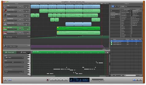 Garageband Track Garageband Creation Studio Inside Your Mac