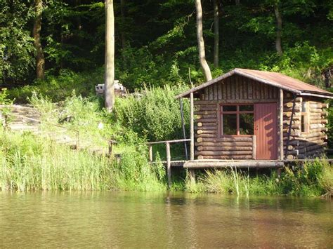 Fishing Log Cabins With Tubs by Fishing Cabin Gallery