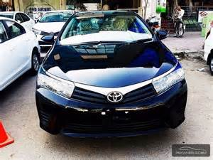 For Sale 2015 Used Toyota Corolla Xli 2015 Car For Sale In Islamabad