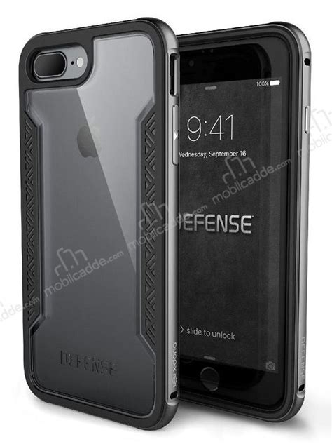 X Doria Defense Shield Iphone 7 Plus Silver x doria defense shield iphone 7 plus 8 plus ultra koruma silver k箟l箟f