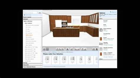 3d planner ikea 3d kitchen planner tutorial 2013 youtube