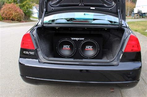 Auto Subwoofer by What Are The Best Car Subwoofers Ridebass