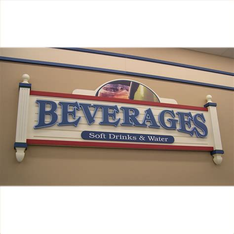 liquor signs liquor store signs multi layered signs for beverages