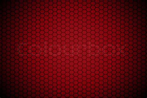 honeycomb pattern coreldraw dark red hexagon steel texture background stock photo