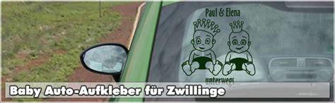 Heckscheibenaufkleber Zwillinge by Autoaufkleber F 252 R Zwillinge Als Auto Aufkleber Und