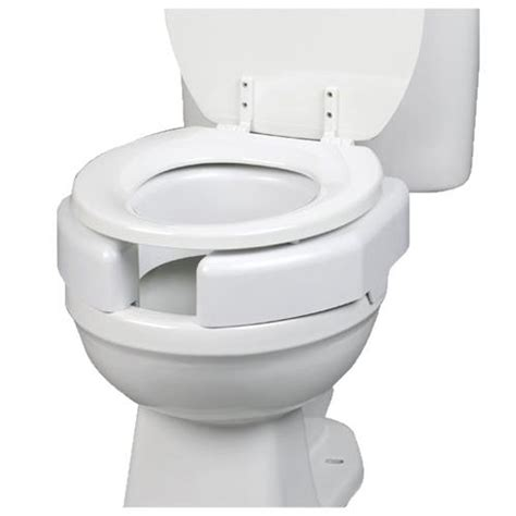 secure toilet seat maddak secure bolt elevated toilet seat raised toilet seats