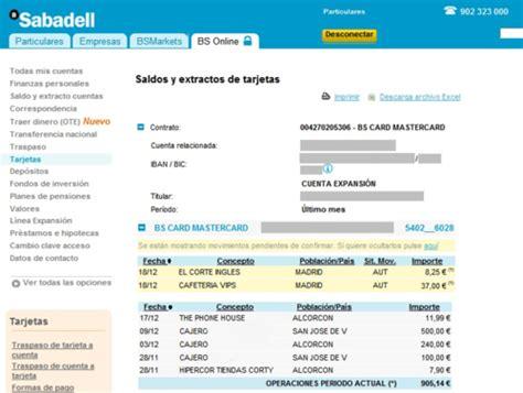 banc sabadell on line particulars 218 ltimas novedades de los servicios de a distancia de