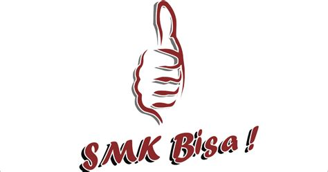 smk bisa logo vector