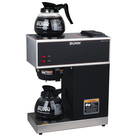 Bunn Coffee Makers | bunn vpr pourover coffee brewer 33200 0000 coffee