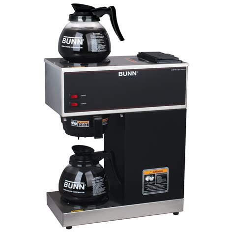 Bunn VPR Pourover Coffee Brewer   33200.0000   Coffee Wholesale USA
