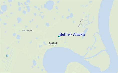 bethel alaska usa map bethel alaska tide station location guide
