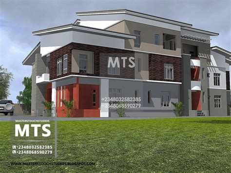3 bedroom duplex designs in nigeria mr christopher duplex and flats