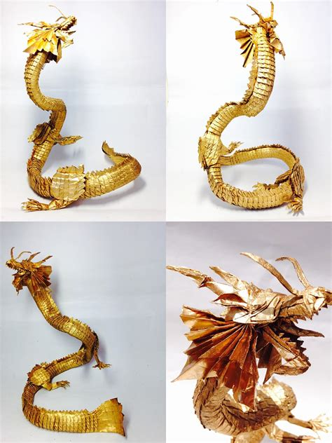Origami Eastern - 18 eastern style origami dragons origami me