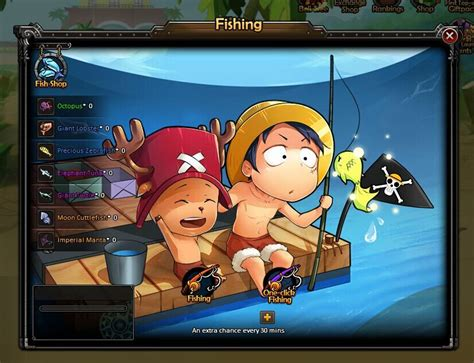 tutorial pirate king online one piece online 2 pirate king anime game go luffy