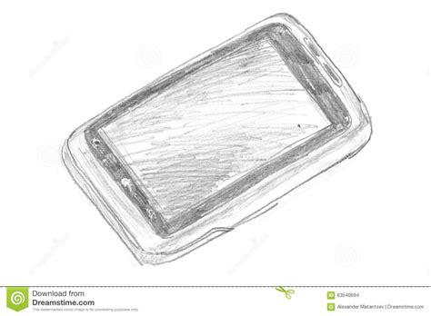 doodle telephone telephone doodle stock illustration image 63540694