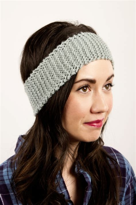 knitted head bangs styles newbie knitted headband by kollabora project knitting