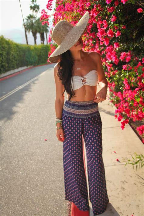 The HONEYBEE: Coachella Style
