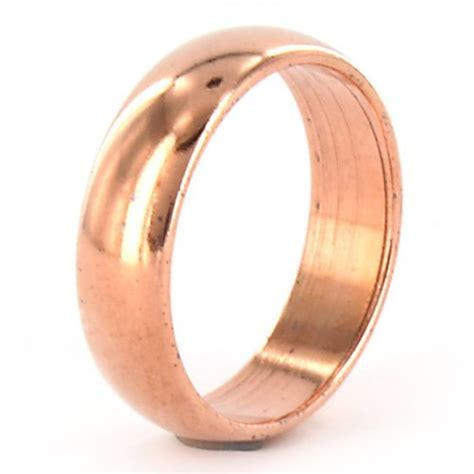 Benefit Of Wearing Iron Ring In Hundi by How Is Wearing A Copper Ring Beneficial For You