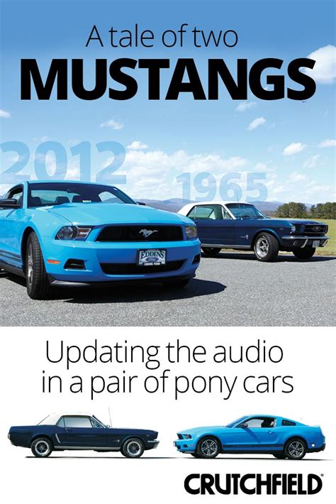 ford audio and updating the audio in and new mustangs mustang ford