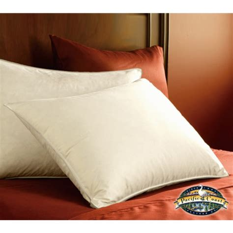 european bed pillows pacific coast eurofeather fill pillow european down pillow feather bed pillow luxury down pillow