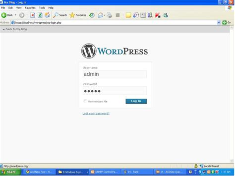 tutorial wordpress offline cara menginstall wordpress offline komunitas rock n roll