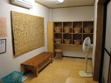 asian changing room japanese locker room spa wallpaper