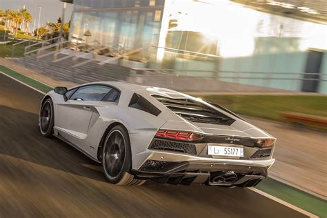 lamborghini 2018 aventador 2018 lamborghini aventador s first drive review